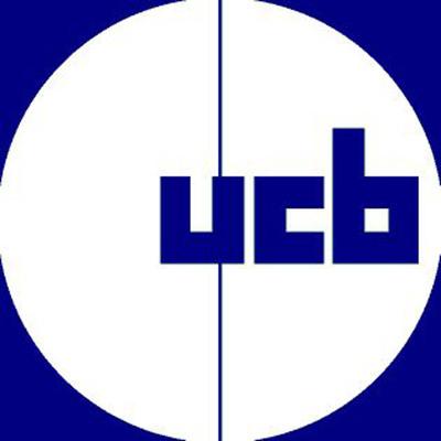 UCB Logo.  (PRNewsFoto/Amgen)