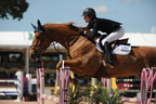 Charlotte Jacobs Earns Position on United States Equestrian Federation Young Riders European Tour