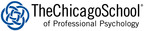 The Chicago School of Professional Psychology logo.