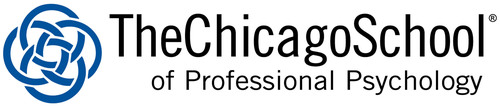 The Chicago School of Professional Psychology logo. (PRNewsFoto/The Chicago School of Professional Psychology)