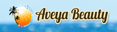 Aveya Beauty Logo.  (PRNewsFoto/Aveya Beauty)