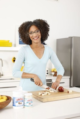 LouAna(R) Pure Coconut Oil, has partnered with celebrity chef and cookbook author Carla Hall, to help home cooks make the switch to 100% Pure LouAna Coconut Oil.