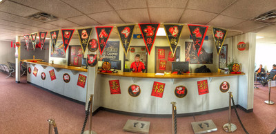 Grand Canyon Scenic Airlines is partnering with the Hualapai Nation and Caesars Entertainment to celebrate Chinese New Year throughout the month of February 2016.