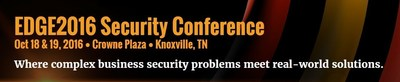 The EDGE2016 Security Conference, happening October 18-19 in Knoxville, Tennessee, includes keynote speakers Theresa Payton, former White House CIO, cybersecurity authority and expert on identity theft and the Internet of Things (IoT); and Kevin Poulsen, a former hacker once wanted by the FBI turned cyber security expert and currently the editor at Wired magazine.