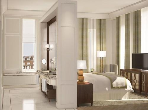 Master Bedroom (PRNewsFoto/The Langham)