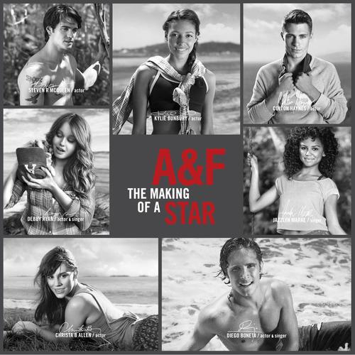 Top, L-R: Steven R. McQueen, Kylie Bunbury, Colton Haynes Middle, L-R: Debby Ryan, Jazzlyn Marae Bottom, L-R: ...