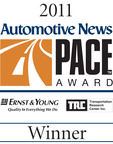 Federal-Mogul earns two 2011 Automotive News PACE(TM) Awards for superior innovations.  (PRNewsFoto/Federal-Mogul Corporation)
