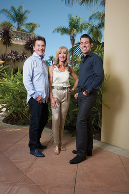 Isagenix president, CEO and co-founder Jim Coover, executive vice president and co-founder Kathy Coover launched Isagenix International 14 years ago. Erik Coover, senior vice president of global field development and a member of the executive team, is working closely with his parents to continue the company's expansive growth.