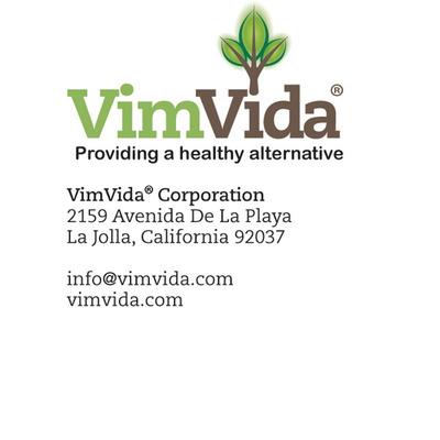 VimVida logo.  (PRNewsFoto/VimVida Corporation)
