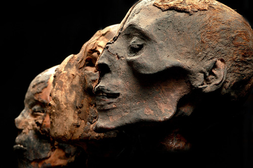 Mummies of the World Arrives in Charlotte Under Heavy Security for Exhibition's Debut at Discovery