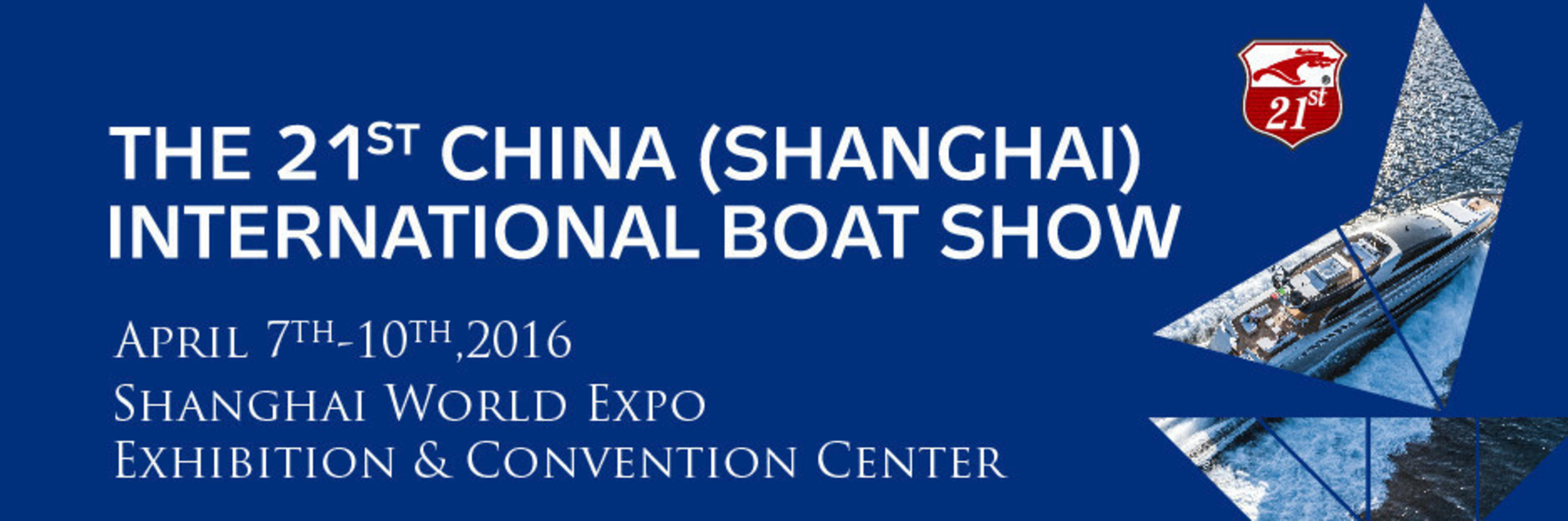 The 21st China Internaitonal Boat Show