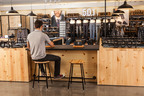 The new Levi's Shop at jcpenney features an exclusive denim bar experience.  (PRNewsFoto/jcpenney)