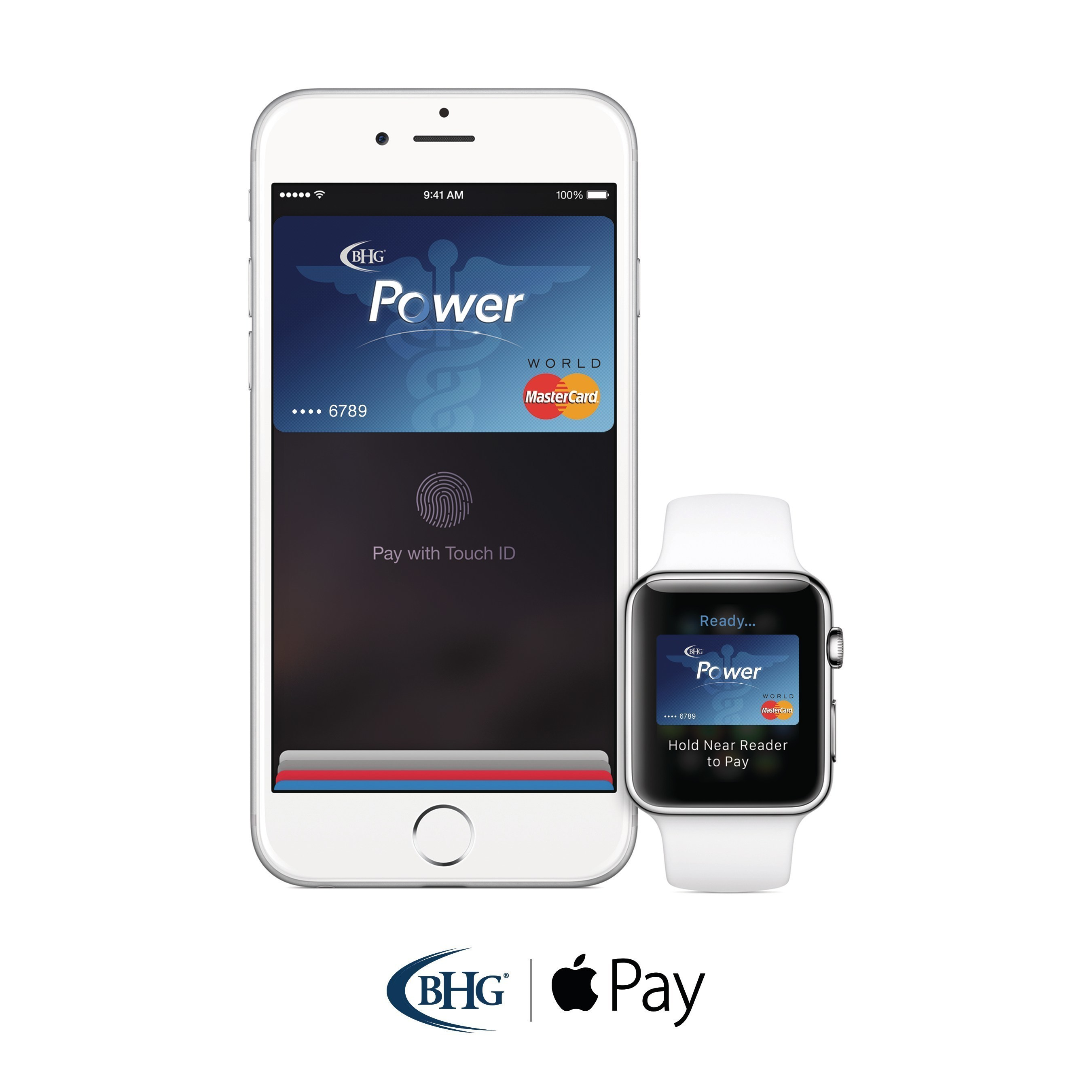 Bankers Healthcare Group Announces Apple Pay For The BHG Power MasterCard'