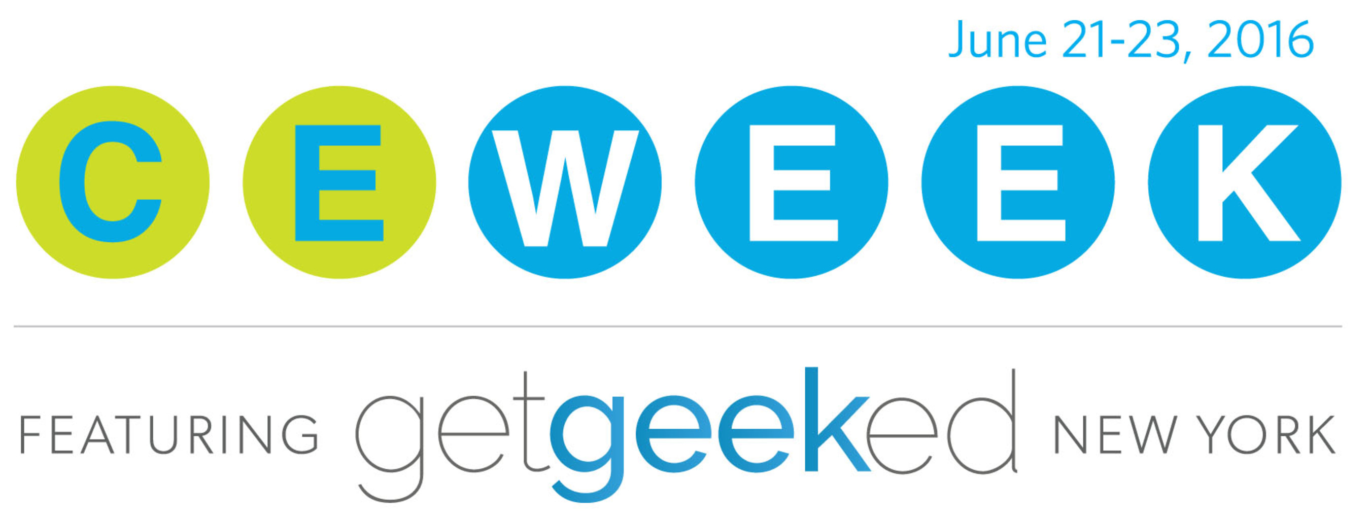 1500 Geeks and Thousands of Tech Industry Leaders and Media Talk Trends and Get Hands-on with the Hottest New Tech Products at CE Week 2016