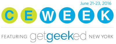 CE Week logo.