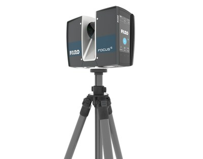 FARO Focus S Laser Scanner with Tripod