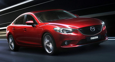 The 2014 Mazda6 has earned considerable recognition for its design.  (PRNewsFoto/Bill Jacobs Automotive Group)
