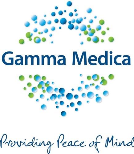 Gamma Medica Logo.