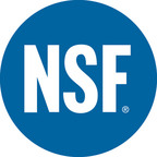 NSF International logo. (PRNewsFoto/NSF International)