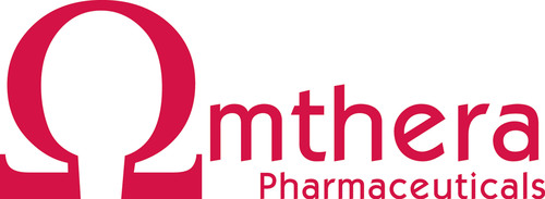 Omthera Pharmaceuticals, Inc. Logo.  (PRNewsFoto/Omthera Pharmaceuticals, Inc.)