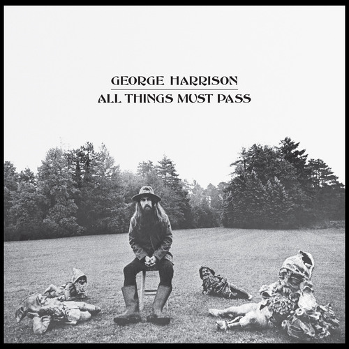 George Harrison's 'All Things Must Pass' Remastered and Restored for Limited Edition, Numbered 3 LP