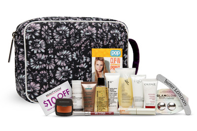 Beauty.com Debuts SUNO Daisy Make Up Tote.