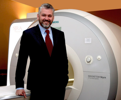 Gregory J. Goodworth, M.D., D.A.B.R. with 3T MRI Skyra