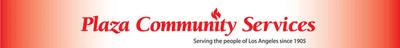 Plaza Community Services Logo.  (PRNewsFoto/Southern California Gas Co.)
