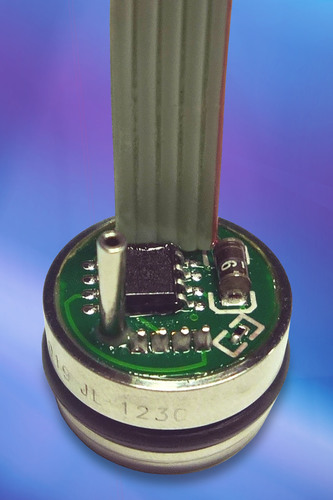 Digital Pressure Sensor from Measurement Specialties Combines Rugged Housing with High Performance. ...