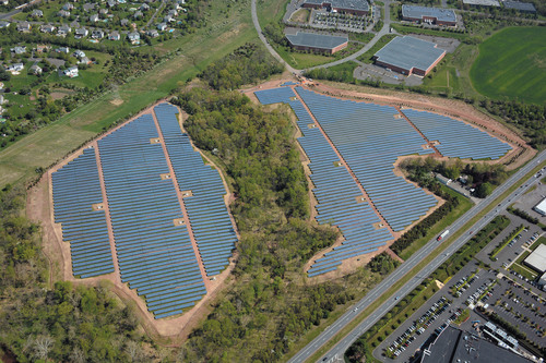 KDC Solar and Lilly Commence Commercial Operations on 9.95-Megawatt Solar Panel System (PRNewsFoto/KDC Solar ...