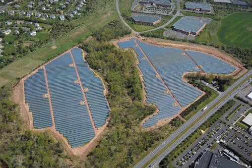 KDC Solar and Lilly Commence Commercial Operations on 9.95-Megawatt Solar Panel System (PRNewsFoto/KDC Solar ...