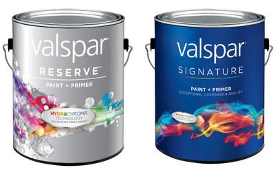 Valspar Signature Voc Valspar Reserve And Signature