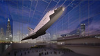 Space Shuttle Chicago, National Treasure for World-Class City
