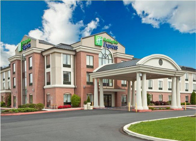 Holiday Inn Express.  (PRNewsFoto/Ayer Capital Advisors)