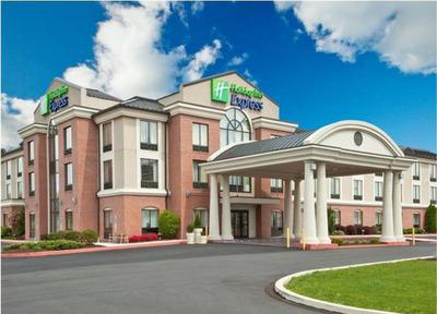 Holiday Inn Express.  (PRNewsFoto/Ayer Capital Advisors)