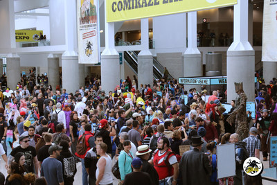More than 76,000 packed the Los Angeles Convention Center in 2015 for Stan Lee's Comikaze Expo, L.A.'s biggest fun-filled and fan-filled annual comic con and pop culture celebration.