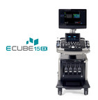 ALPINION's E-CUBE 15 EX leads the way in performance, with exceptional image quality, accurate and easy to use assessment tools, advanced automation, and high-end transducer technology.