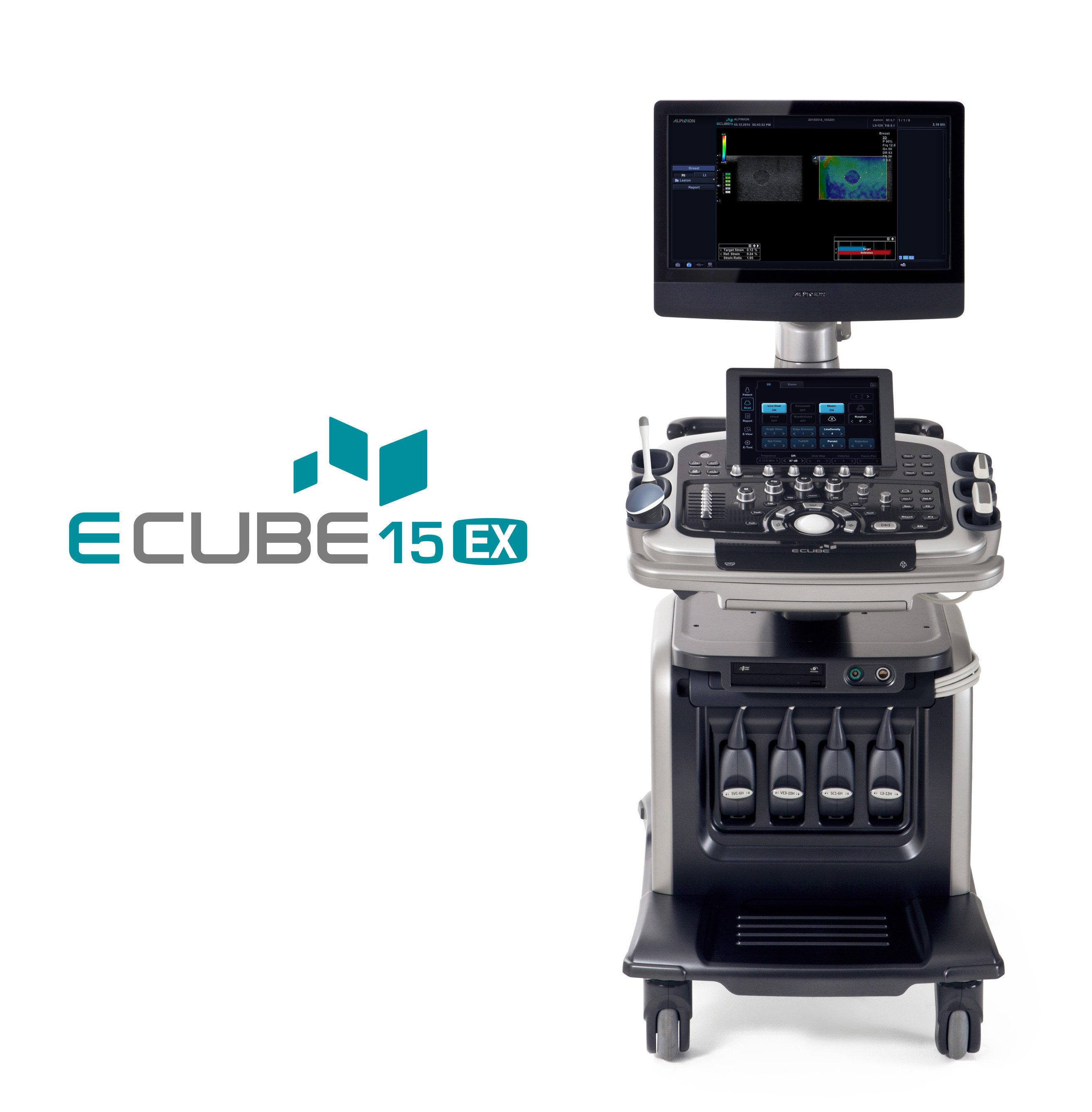 ALPINION's E-CUBE 15 EX leads the way in performance, with exceptional image quality, accurate and easy to ...
