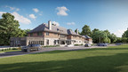 Architect's Rendering of the new Le Chateau, opening Fall 2017