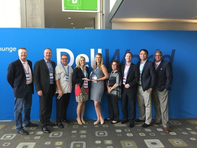 IMPRES Selected as Dell's Federal Partner of the Year!