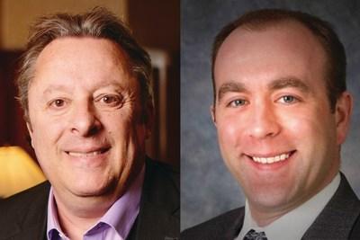 (left to right): David A. Eichenbaum, Chris Foregger