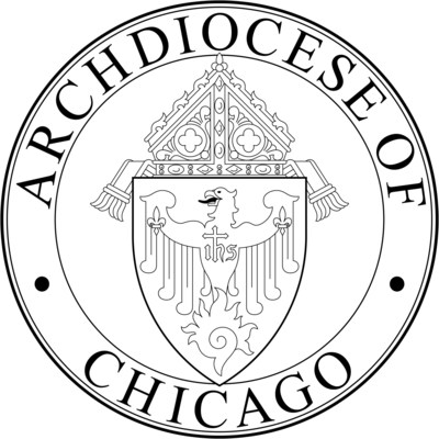 Archdiocese of Chicago logo.