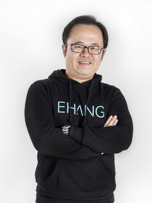 George Yan, Chief Operations Officer of EHANG