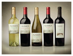 The Alamos portfolio of wines.  (PRNewsFoto/Alamos Wines)