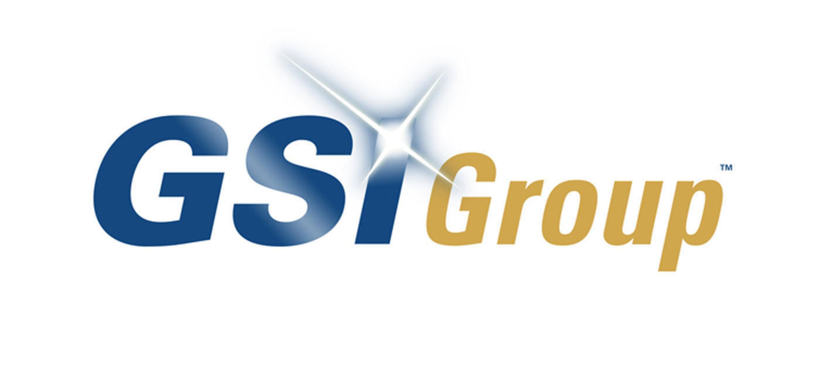 GSI Group Inc. Logo.