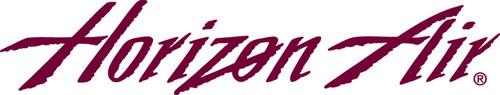 Horizon Air Logo. (PRNewsFoto/Horizon Air)