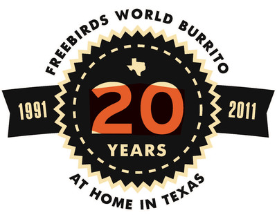 freebirds world burrito celebrates 20 epic years