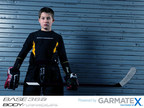 Lifesaving hockey apparel from BASE360 (PRNewsFoto/Garmatex Technologies, Inc.)