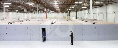 i/o Opens World's Largest Modular Data Center