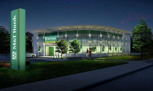 M&T Bank Opens New Eco-Friendly Branch in Rockville